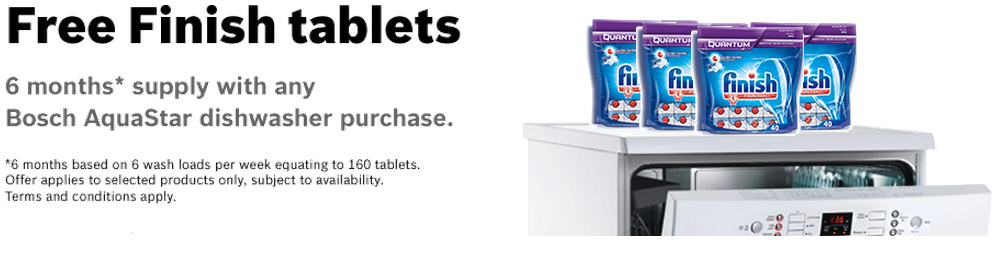 how to use finish tablets in dishwasher