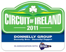 Circuit Of Ireland Rally 2011