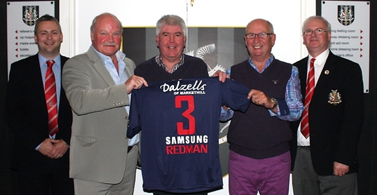 Dalzell's of Markethill | Samsung Sponsorship of Portadown F.C.
