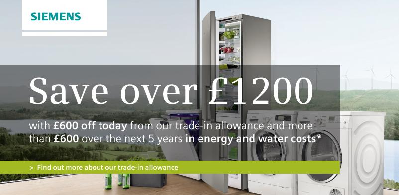 Siemens Kitchen Appliances Retailer