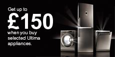 Hotpoint Ultima Cashback Promotion