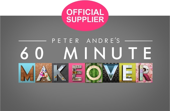 ITV 60 Minute Makeover - Official Supplier!