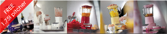 KitchenAid Artisan Blender Promotion - Free Pitcher!