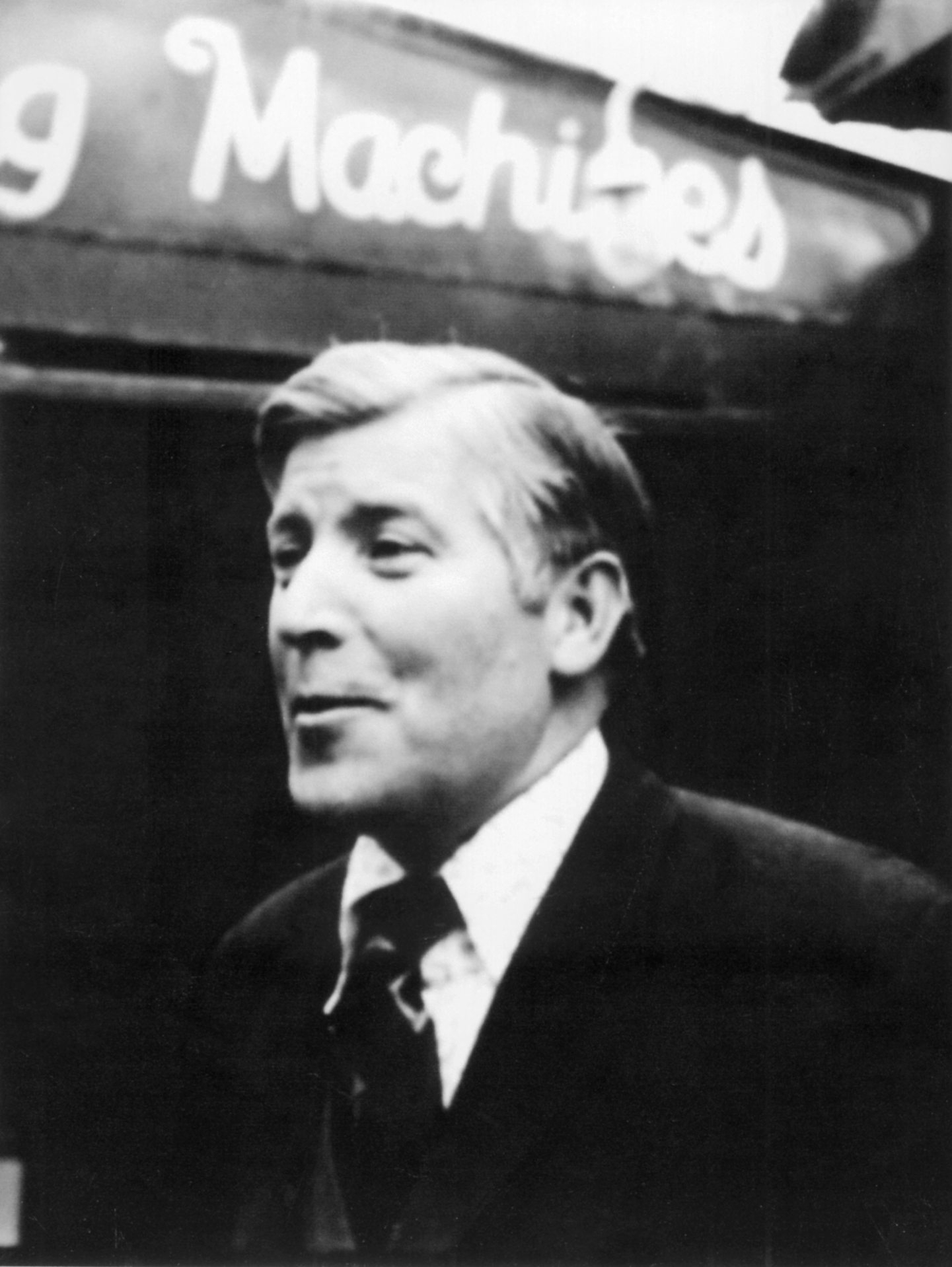 Noel Dalzell, founder of Dalzell's of Markethill
