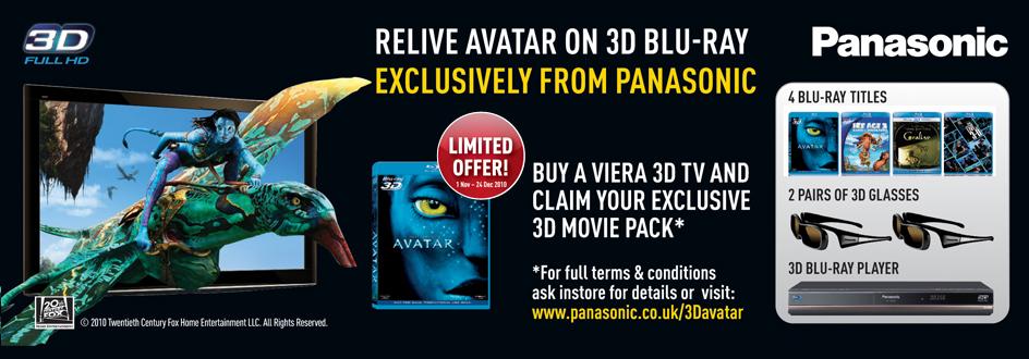 Panasonic Viera 3D TV Promotion