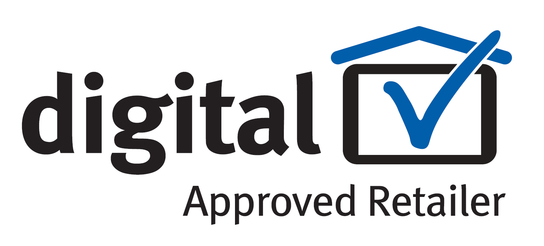 Registered Digital Institute Approved Retailer!