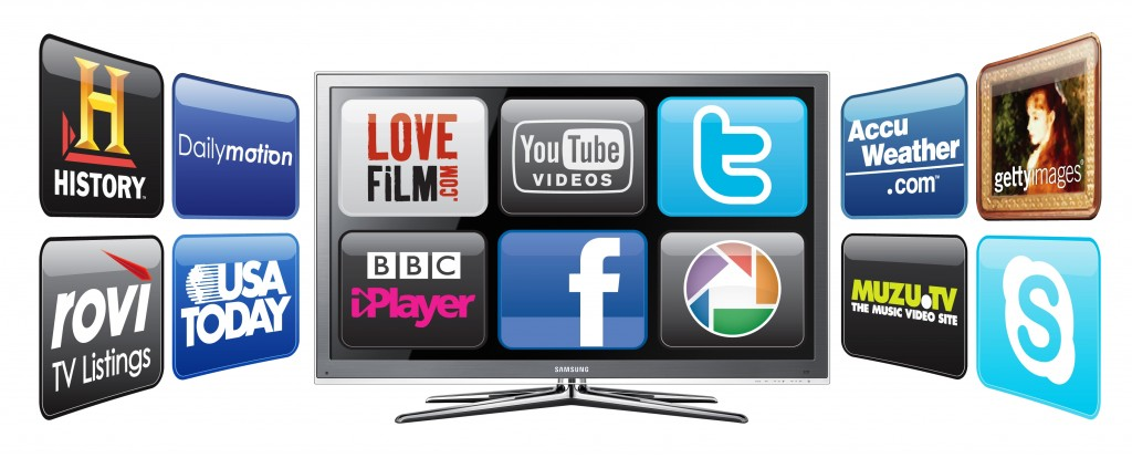 Some of the TV widgets available