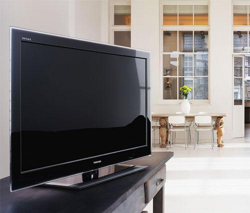 the toshiba regza wl753b series of 3d led tvs dalzell 39 s blog. Black Bedroom Furniture Sets. Home Design Ideas