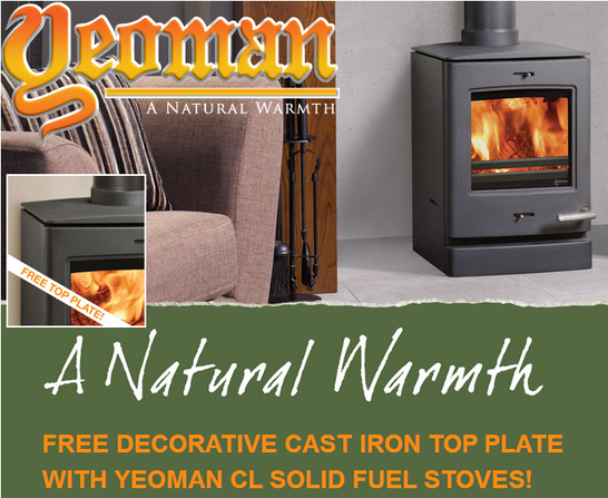 Yeoman Stoves Promotion