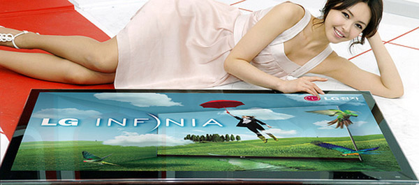 LG Infinia TVs Northern Ireland