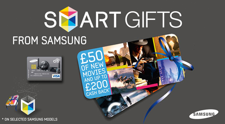 Smart Gifts From Samsung At Dalzells